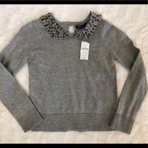 Kids Gap jeweled sweater 🙂